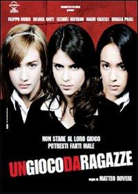 un gioco da ragazze copertina dvd