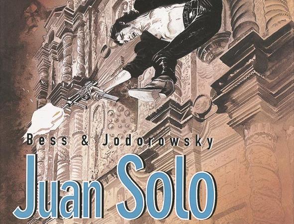COMICS - Jodorowsky: L'Incal e non (Juan) Solo