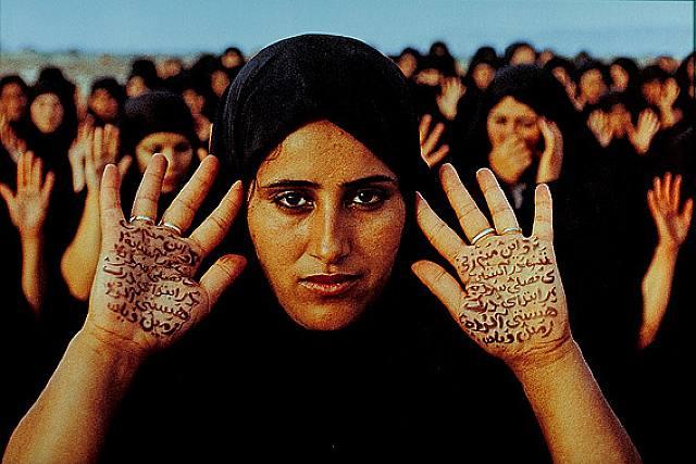 untitled, shirin neshat