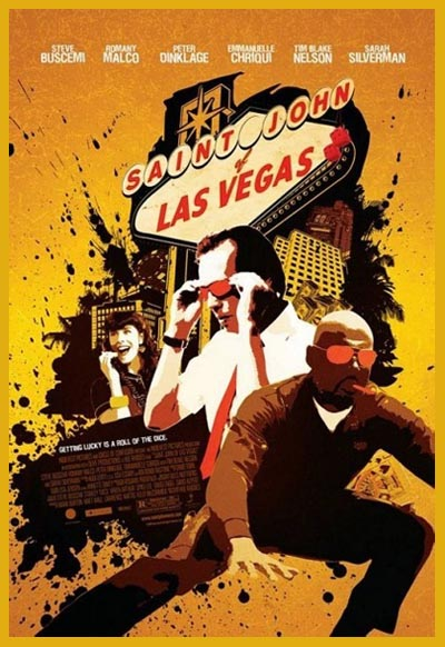 Saint John in Las Vegas, con Steve Buscemi