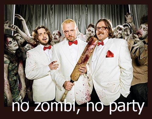 Edgar Wright, Simon Pegg e Nick Frost. Totalfilm elegge Shaun of the dead commedia del decennio