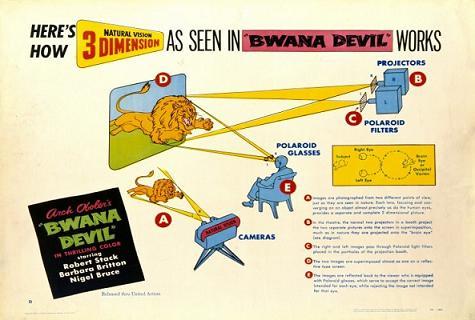 bwana devil