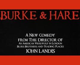 John Landis torna con BURKE & HARE