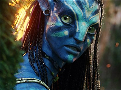 zoe saldana avatar james cameron