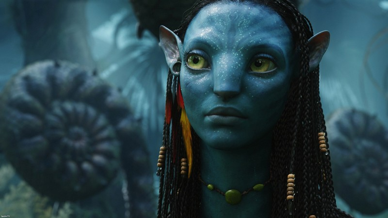 avatar james cameron zoe saldana