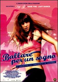 ballare per un sogno copertina dvd