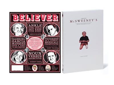 The Believer - McSweeney's - Dave Eggers