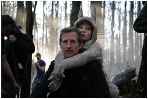 Where the wild things are - Nel paese delle creature selvagge - Spike Jonze on set