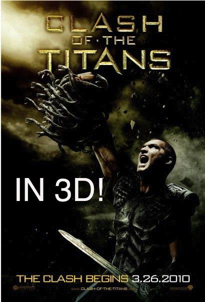 scontro tra titani 3d di louis leterrier