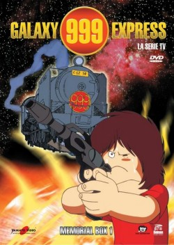 Galaxy Express 999 Box DVD 1