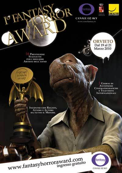 Fantasy Horror Award