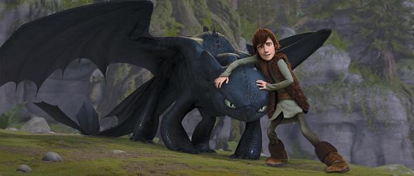 dragon trainer della dreamworks