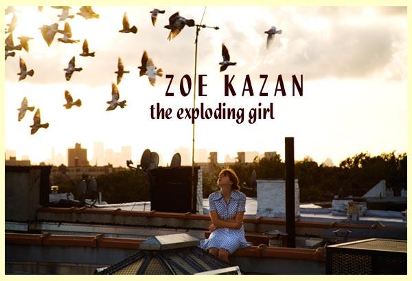 Zoe Kazan in