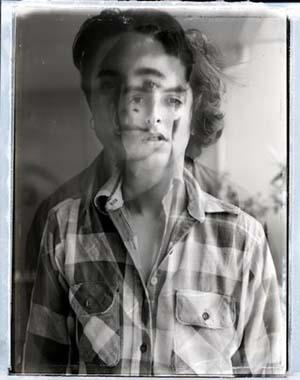 josh and boy, 2010, by Gus Van Sant.