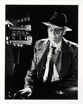 William Burroughs: The Man Within. Un documentario di Yony Leyser. Foto di Oscilloscope Laboratories.