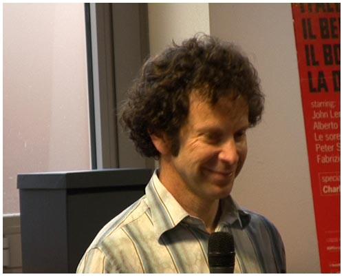 Charlie Kaufman a Bologna. Synecdoche Biografilm, 11 giugno 2010