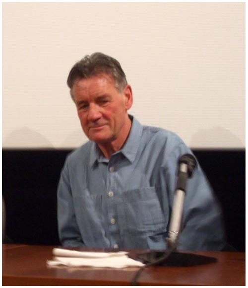 Incontro con Michael Palin - Biografilm 2010 - Focus Peter Sellers