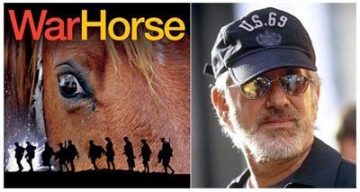 WAR HORSE di Steven Spielberg, annunciato il cast. Emily Watson, Peter Mullan, David Thewlis. Protagonista Jeremy Irvine