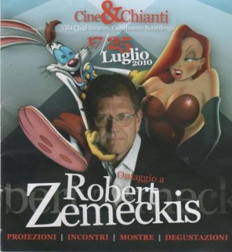 cine & chianti omaggia robert zemeckis