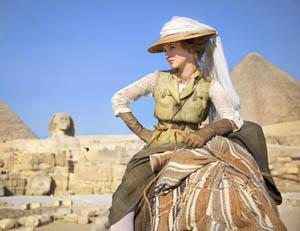 adele e l'enigma del faraone luc besson
