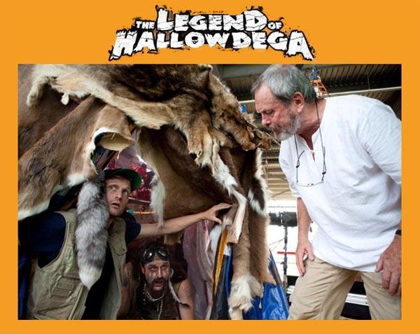 The Legend of Hallowdega, nuovo corto di Terry Gilliam