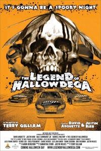 The Legend Of Hallowdega, corto di Terry Gilliam con David Arquette e Justin Kirk