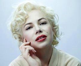 Michelle Williams è Marilyn Monroe nel film di Simon Curtis