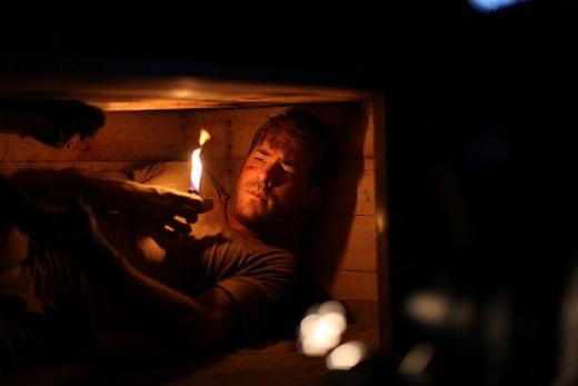 Ryan Reynolds in Buried - Sepolto di Rodrigo Cortez