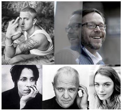 Eminem, Frances McDormand, Anthony Hopkins e Rachel Weisz diretti da Fernando Meirells in 360?