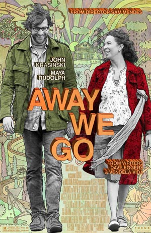 AMERICAN LIFE (Away We Go) di Sam Mendes