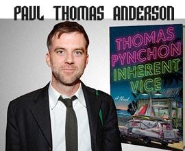 Paul Thomas Anderson adatta Thomas Pynchon?