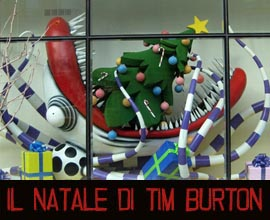TIM BURTON exhibition, dal MoMA al TIFF.TIM BURTON exhibition, dal MoMA al TIFF. La Creatura di Natale (photo by Ken Turner)