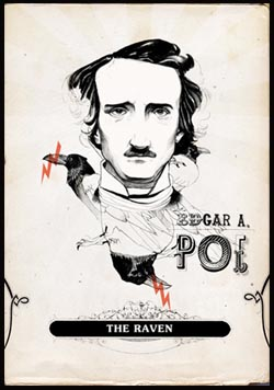 Emmanuel Polanco - The Raven booklet