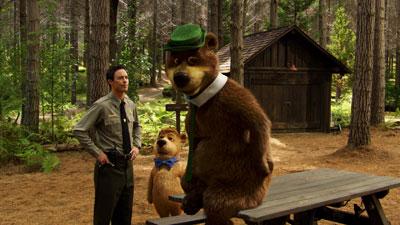 Il nuovo trailer de l orso yogi in d