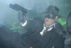 Seth Rogen in The Green Hornet di Michel Gondry, in testa al Box Office USA