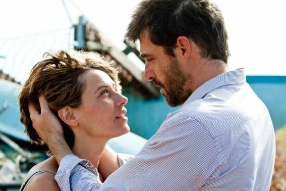 Cecile De France e Thierry Neuvic in Hereafter di Clint Eastwood