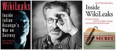 La Dreamworks di Steven Spielberg produce un thriller sul caso Wikileaks