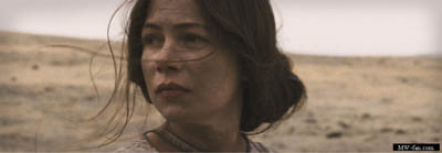 Michelle Williams in Meek's Cutoff
