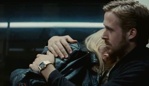 Michelle Williams e Ryan Gosling in Blue Valentine