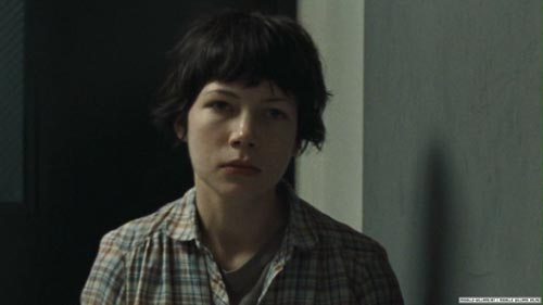 Michelle Williams in Wendy & Lucy