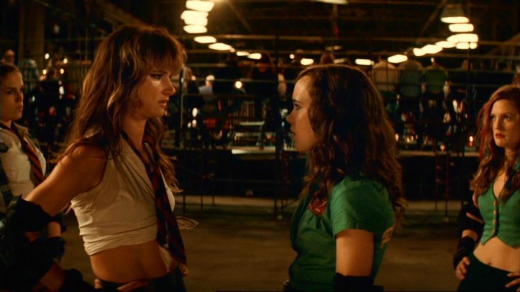 Whip it Juliette Lewis Drew Barrymore Ellen Page