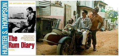 Johnny Depp da Hunter S. Thompson. THE RUM DIARY ha una data di uscita
