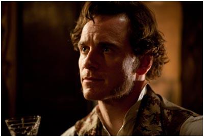 Michael Fassbender è Rochester in JANE EYRE (2011) di Cary Fukunaga