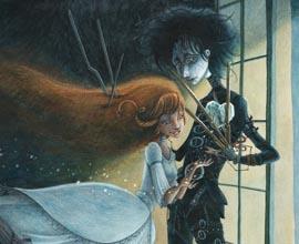Edward Scissorhands 20th Anniversary show. © laura iorio
