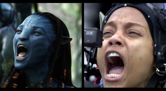 Avatar - Neityri/Zoe Saldana