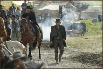 HELL ON WHEELS, la serie western AMC - la prima foto
