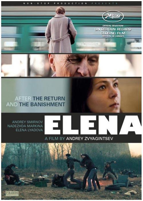 ELENA di Andrej Zvjagintsev - Un Certain Regard CANNES 64