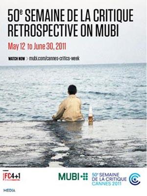 MUBI - 100 film gratis in streaming per il 50° della Semaine de la Critique