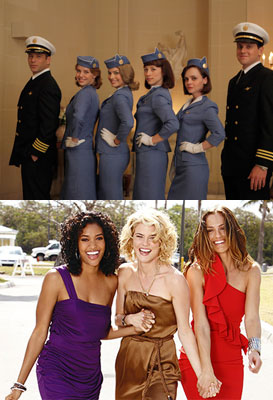 Pan Am e Charlie's Angels