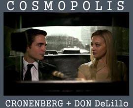 Prima foto da COSMOPOLIS di David Cronenberg - Robert Pattinson e Sarah Gadon